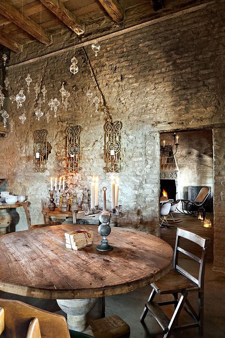 Arredamento rustico attuale giciarch - Arredamento rustico casa ...