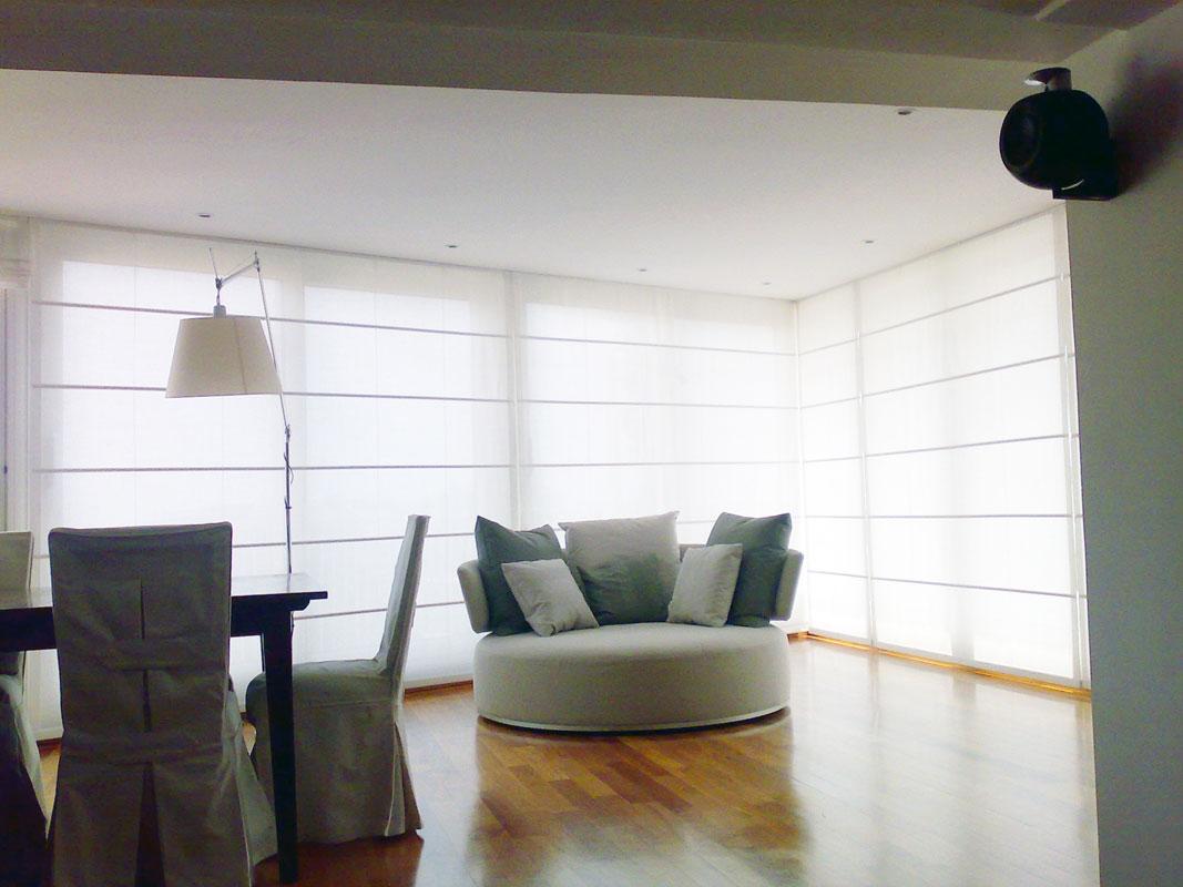 Come scegliere le tende per la casa giciarch for Tende eleganti per soggiorno