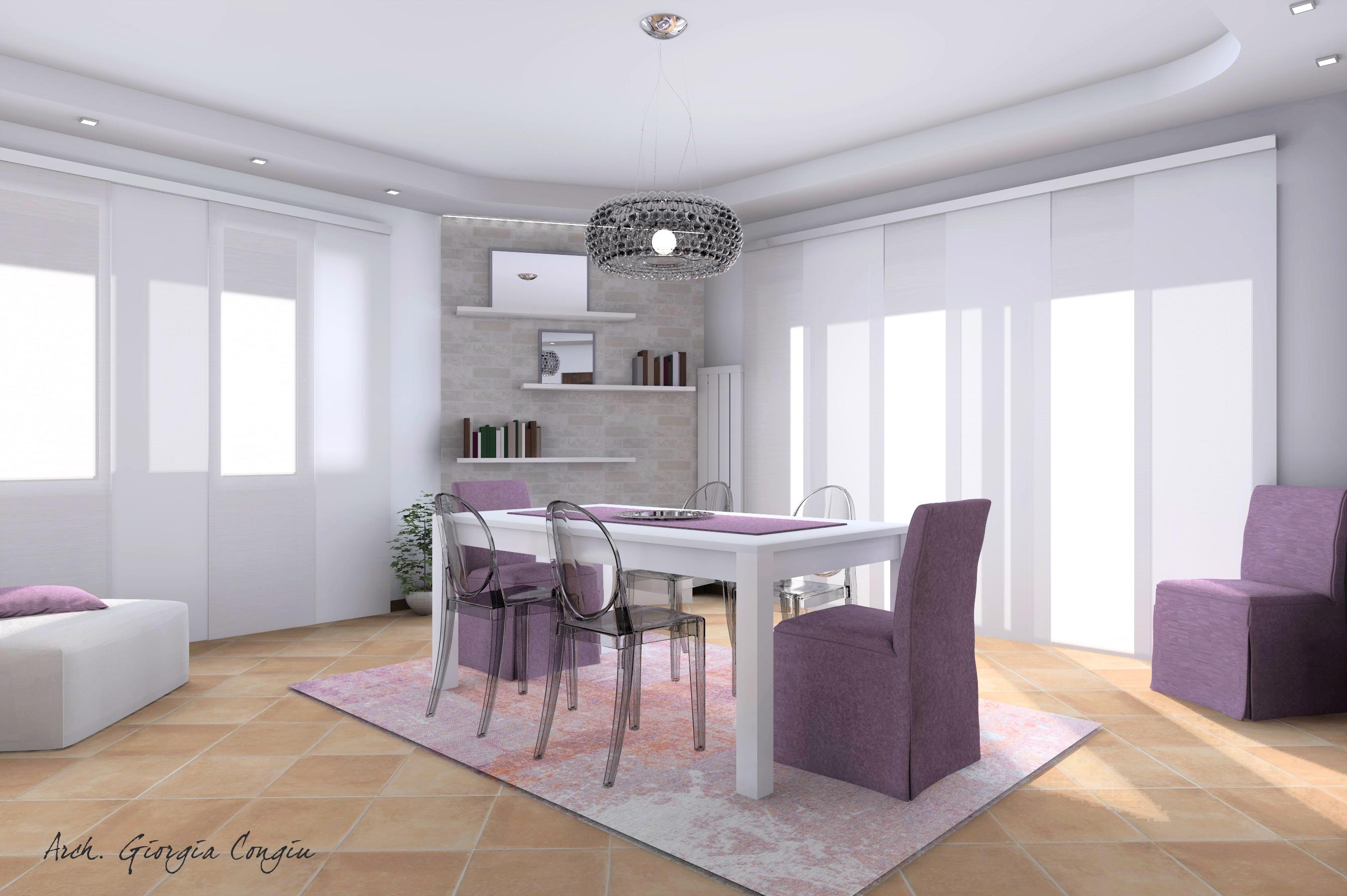 Arredamento Moderno E Vintage.Come Arredare Una Casa Con Pavimento In Cotto Giciarch