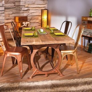 Tavolo-bar-tavolo-moderno-vitage-stile-in-legno-acacia-e-metallo-rame-231941070667-300x300