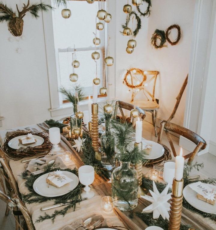 Come decorare la tavola diNatale