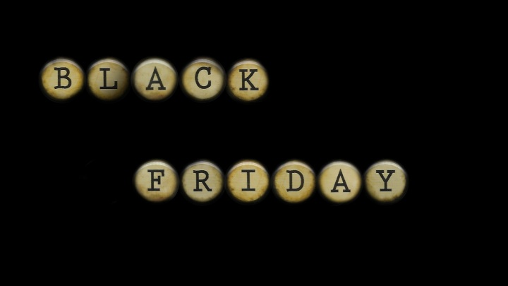 Il BLACK FRIDAY, gli acquisti online per lacasa